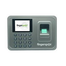 Mesin Absensi Sidik Jari - Absensi Fingerprint Merk Livo - 151 Fingerspot Grey