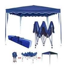 Tenda Lipat LOKAL Ukuran 3 x 3 - Tenda Lipat Semarang - Tenda Biru