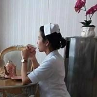 Caping Suster - Nurse Cap Topi Perawat - Topi Polos - Topi Suster Murah