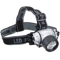 Jual HEADLAMP Lampu  WATER RESISTANT 7 LED