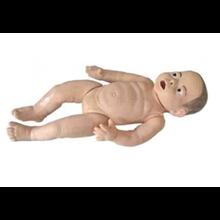 Bayi Resusitasi Dada Terbuka - Boneka Bayi Alat Peraga Kebidanan