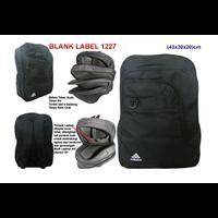 Tas Laptop Blank Label 1227 Warna Hitam Klasik