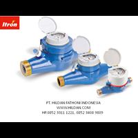 Water Meter ITRON Multimag 15 mm 1/2 Inch