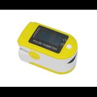 Jual Pulse Oxymeter Alat Ukur Kadar Oksigen Kuning