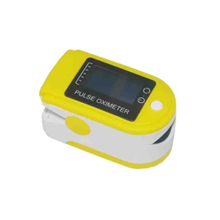 Pulse Oxymeter Alat Ukur Kadar Oksigen Kuning
