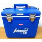 Cool Box Kotak Pendingin Merk MARINA 12 Liter Warna Biru - Abu  1