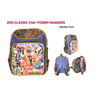 Jual Tas Anak Era Classic 3164 Power Rangers Biru