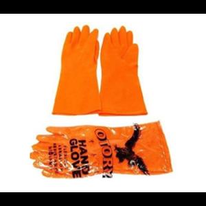 Sarung Tangan Merek Otory - Sarung Tangan Orange