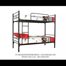 Ranjang Tempat Tidur Susun Besi EXPO MBB - 09 Ceria