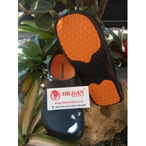 From  Sepatu Koki Dapur - Safety Shoes Merk STICO Sepatu Chef Warna Hitam NEC03 0