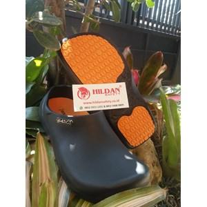 From  Sepatu Koki Dapur - Safety Shoes Merk STICO Sepatu Chef Warna Hitam NEC03 1