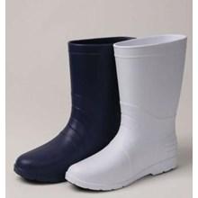 Sepatu Boots Koki Dapur Merk STICO Anti Slip WBM-02 Navy