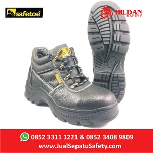 Sepatu Safety SAFETOE Sirius - New Type M-8215