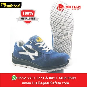 Safety Shoes Sport SAFETOE CANAPUS Type L-7328 Casual New