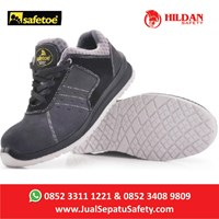 Sepatu Safety Shoes SAFETOE - Procyon Type L-7331