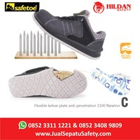 Jual Sepatu Safety Shoes SAFETOE - Procyon Type L-7331 2