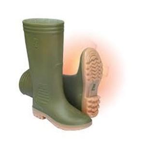 AP Boots Sepatu Boot Original Hijau - 9506