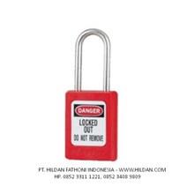 Gembok Merk KRISBOW - 10078778 Merah