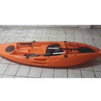 Distributor  Perahu Kayak Single Warna Orange PK - 01 Lokal  3