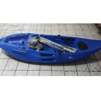 Jual Perahu Kayak Type Single Warna Biru PK-02 Lokal Hildan Safety 2