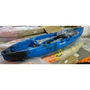 Perahu Kayak Type Single Warna Biru PK-02 Lokal Hildan Safety