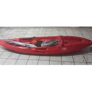 Perahu Kayak Single Warna Merah PK-03 Hildan Safety