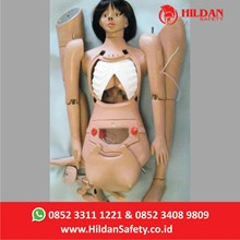 Boneka Phantom -Alat Peraga Multifungsi APM-01 Hildan Safety Full Body