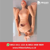 Manekin Alat Peraga APM 02 Phantom CPR-RJP Merk Hildan Safety