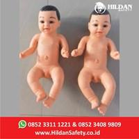 Boneka Edukasi Kebidanan APM-07 Hildan Safety Phantom Bayi Keperawatan