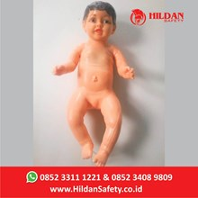 APM-11 Phantom Bayi Pemasangan Infus Hildan Safety Alat Peraga Manikin