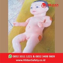 Alat Peraga Manikin APM - 12 Hildan Safety Boneka Phantom Bayi Injeksi