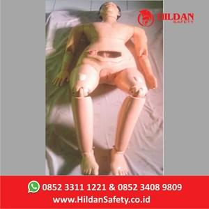 From Alat Peraga Manusia Dewasa APM 30 - Hildan Safety Full Body - Alat Peraga Kebidanan 0