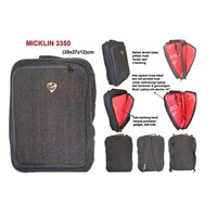 Tas Laptop 3 IN 1 - MICLIN 3350 Tebal