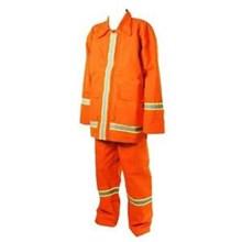 Baju Tahan Panas Merk NOMEX IIIA Merah