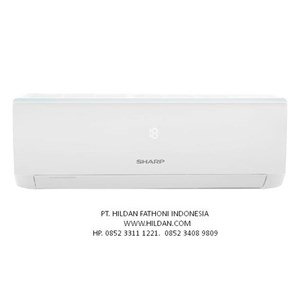 AC Air Conditioner Merk Sharp Turbo Cool Series Type AH A9UCY