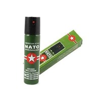 Pepper Spray Semprotan Merica Merk NATO 60 ml Surabaya