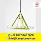 L-653 Kap Lampu Import Segitiga Hias Minimalis  5