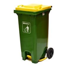 Tempat Sampah Krisbow Pedal 120 Liter Dust Bin Injak