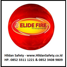 Fire Ball Pemadam Kebakaran ELIDE Bola Kebakaran Ringan - Pemadam Api Otomatis