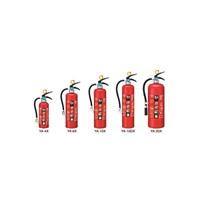 Alat Pemadam Kebakaran APAR Merk YAMATO YA 100 40 Kg Powder  1