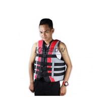 Jual Life Vest Merk Krisbow KW1000380 Red - Grey di Surabaya 2