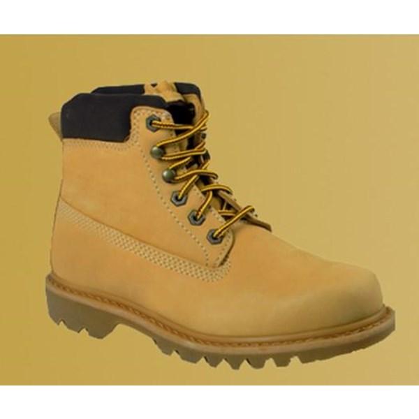 Sepatu Safety Shoes Anti Listrik 20KV - 3DFX Type ZX001 6 Inchi
