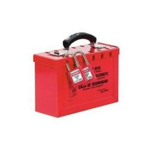 Master Lock Portable Box Type 498A GROSIR