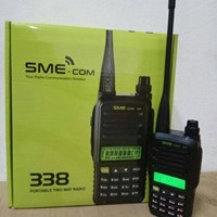 HT - Handy Talky SME 338 UHF 400 - 470 MHZ Murah