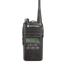Radio Portable Merk MOTOROLA CP 1300 UHF 350 - 390 MHz