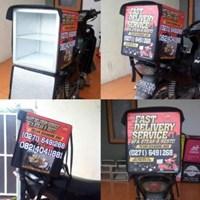 Jual Kurir Bag Tas Delivery Box TDB 02 Tas Obrok Kurir Motor  2