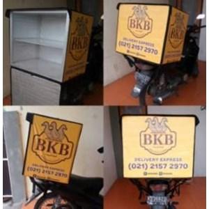 Produsen Tas Delivery TDB 06 Box Kurir Makanan - Minuman