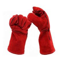 Sarung Tangan Las - Welding Merah