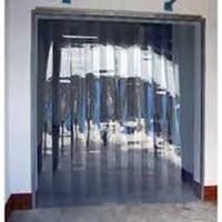 Tirai Plastik Curtain Bening Ukuran 1 x 2 meter - Ketebalan 2 mm