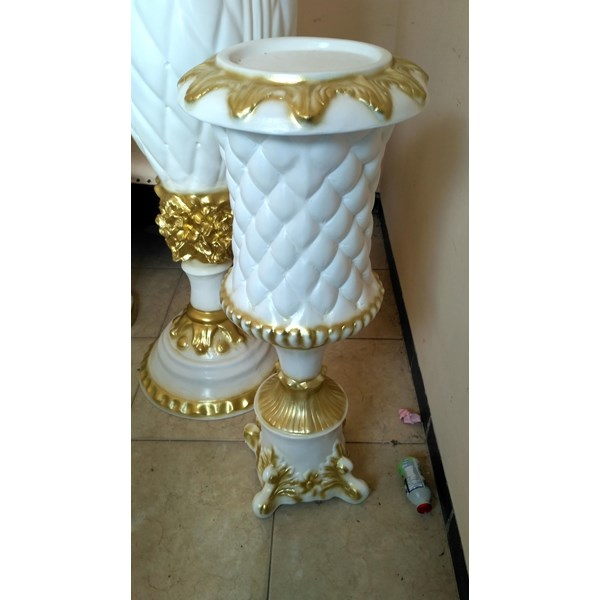 Vas Bunga Fiber Dekorasi Pernikahan MURAH Jakarta
